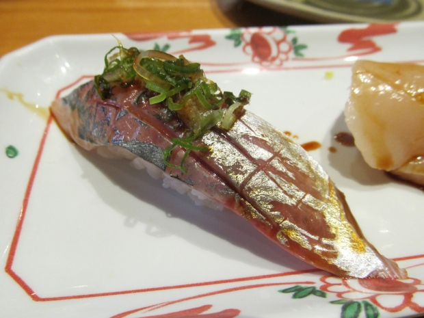 Aji (Spanish Mackerel)